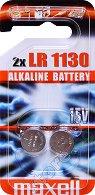 Бутонна батерия SR54 / LR1130 - батерия