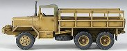 Военен товарен камион - U.S. Cargo truck M35 - Сглобяем модел -