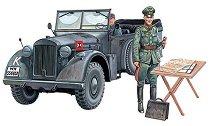 Военен джип - KFZ.15 Horch - Сглобяем модел - макет