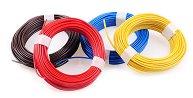 Медни кабели - Комплект от четири кабела - релса