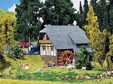 Малка къща в Шварцвалд - Сглобяем модел -