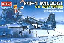 Военен самолет - Wildcat F4F-4 - Сглобяем авиомодел - макет