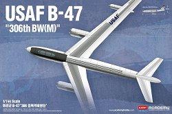 Военен самолет - Stratojet B-47B/E - Сглобяем авиомодел -