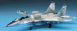 Военен самолет - Миг 29UB Fulcrum B - Сглобяем авиомодел - макет