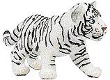 Малко бяло тигърче - Фигура от серията Диви животни - фигура