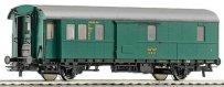 Пощенски вагон N28 - ЖП модел -