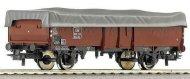 Товарен вагон - ЖП модел -