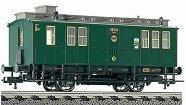 Пощенски вагон - PR 84 - ЖП модел - макет
