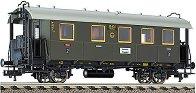 Пътнически вагон BCi bay 10 - Втора и трета класа - ЖП модел - макет