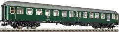 Пътнически вагон BYMB 421 - Втора класа - ЖП модел - макет