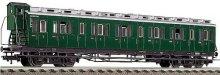 Пътнически вагон A4 (B4PR04) - Първа класа - ЖП модел - макет