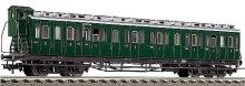 Пътнически вагон AB4 (BCPR04) - Първа и втора класа - Умален модел - макет