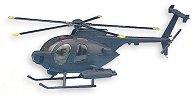 Военен хеликоптер - MH-6 Stealth - макет