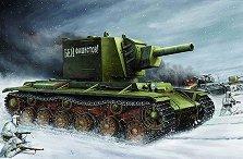 Танк - KV-2 - Сглобяем модел -