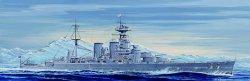 Военен кораб - HMS Hood 1931 - Сглобяем модел - макет