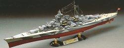 Военен кораб - Tirpitz - Сглобяем модел -