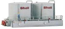 Резервоари за гориво - Shell - макет