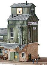 Зърнохранилище - Billinger - Сглобяем модел -