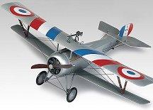 Военен самолет - Nieuport 17 - Сглобяем авиомодел -