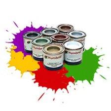 Емайлна боя - гланцова - Боичка за оцветяване на модели и макети - макет