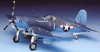 Военен самолет - F4U-1 Corsair - Сглобяем авиомодел - макет