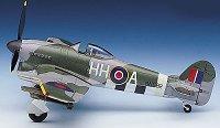 Военен самолет - Typhoon MK.IB - Сглобяем авиомодел -