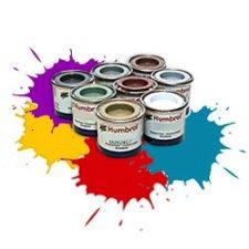 Акрилна боя - сатенен ефект - Боичка за оцветяване на модели и макети - продукт