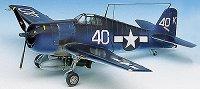 Военен самолет - F6F-3/5 Hellcat - макет