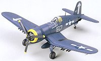 Военен самолет - Vought F4U-1D Corsair - Сглобяем авиомодел -