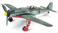 Военен самолет - Focke Wulf Fw190 D-9 JV44 - Сглобяем авиомодел -