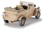 Военен джип - German Kubelwagen 82 Africa-Corps - Сглобяем модел - макет