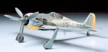 Военен самолет - Focke Wulf Fw190 A-3 - Сглобяем авиомодел -