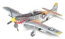 Военен самолет - F-51D Mustang - Сглобяем авиомодел -