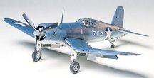 Военен самолет - F4U-1/2 Bird Cage Corsair - Сглобяем авиомодел -