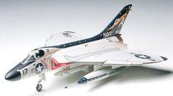 Военен самолет - Douglas F4D-1 Skyray - Сглобяем авиомодел -