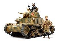 Танк - Italian Carro Armato M13/40 - Сглобяем модел -