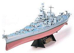 Военен кораб - Battleship BB-63 Missouri - Сглобяем модел -
