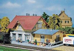 ЖП спирка - Blumenfeld wayside stop - фигури