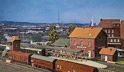 ЖП гара - Lichtenberg station - Сглобяем модел -