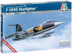 Военен самолет - F-104G Starfighter - Сглобяем авиомодел - макет