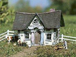 Къщичката на Хензел и Гретел - Сглобяем модел -