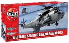 Военен хеликоптер - Westland Sea King AEW.Mk2 / ASaC.Mk7 - макет