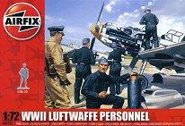 Войници от Военновъздушните сили на Германия -