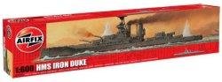 Военен кораб - HMS Iron Duke - Сглобяем модел - макет