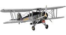 Военен самолет - Fairey Swordfish Mk I/III - макет