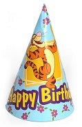 Картонена шапка - Happy birthday! - Парти аксесоар - играчка