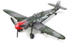 Военен самолет - Messerschmitt Bf 109 K-4 - Сглобяем авиомодел -
