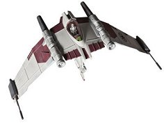 Космически изтребител - V-19 Torrent Starfighter - Сглобяем модел Star Wars -