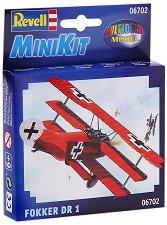 Военен самолет - Fokker Dr. I - макет
