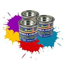 Емайлна боя - матова - Боичка за оцветяване на модели и макети - продукт